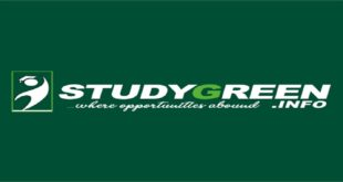 New Logo for Studygreen.info – A step forward to Serve You Better