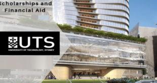 UTS Science Postgraduate Scholarship 2020-2021in Australia for International Students