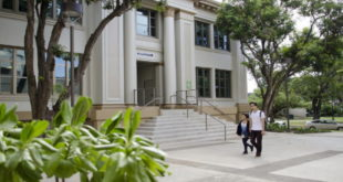 University of Hawaii International Campus Awards in USA 2020
