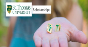 Academic Excellence and Leadership Awards for International Students at St. Thomas University, Canada