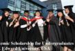 Academic Scholarship for Undergraduates at St. Edward University