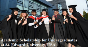 Academic Scholarship for Undergraduates at St. Edward University