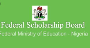 Federal Government of Nigeria Award Scholarship (NA) 2020-2021 to Study in Nigerian Universities