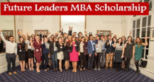 Future Leaders MBA Scholarships 2020 at Imperial College Business School in UK (£20,000 Award)
