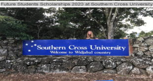 Future Students Scholarships 2020 for International Student at Southern Cross University, Australia
