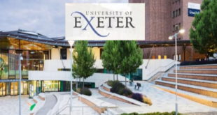 Global Excellence Scholarships 2020-2021 at the University of Exeter, UK