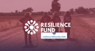 Global Initiative Resilience Fund -Apply for Resilience Fellowship 2020