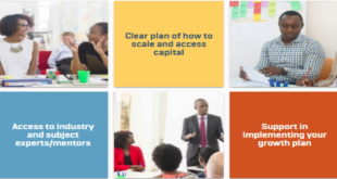 GrowthAfrica Accelerator Entrepreneurial Program for African Start-Ups 2020