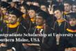 Postgraduate Scholarship at University of Southern Maine