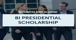 Presidential Scholarships at BI Norwegian Business School for Masters Study in Norway 2020