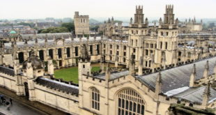 2020 Commonwealth MSc Scholarships for Developing Nations at University Of Oxford, UK