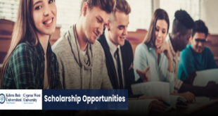 2020 Cyprus West University International Scholarships and Tuition Awards