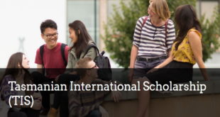 2020 University of Tasmania Tuition Award Scholarships for International Students