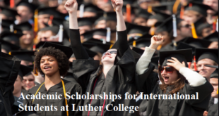 Academic Scholarships for International Students at Luther College