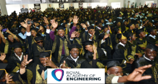 Africa Prize for Engineering Fellowship for African Scholars