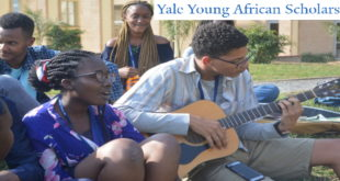 Call for Application- Yale Young African Scholars Program 2020 (Fully-Funded to UK)