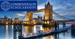 Commonwealth Shared Scholarships 2020 for Developing Commonwealth Countries (Fully-Funded to UK)