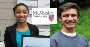 McMaster University Undergraduate Entrance Scholarships in Canada 2020