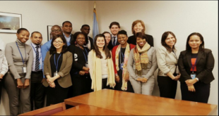 United Nations Drop Tower Experiment Series Fellowship Programme