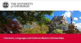 University of Edinburgh Professional MSc Scholarships in UK, 2020