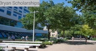 University of Melbourne Bryan International Academic Merit Scholarships 2020-2021