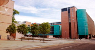 Abertay University's International Postgraduate Scholarships in Uk, 2020