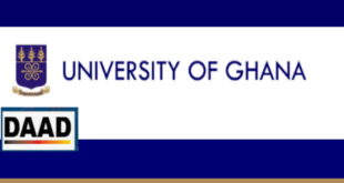DAAD Scholarships at RIPS University of Ghana for Africans 2020-2021