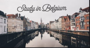 Masters Scholarship in Belgium for Developing Countries