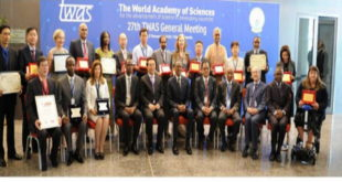 TWAS Science Awards for Developing Countries 2020 - TWAS Awards for scientists