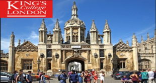 King's College School of Global Affairs Postgraduate Scholarship in London