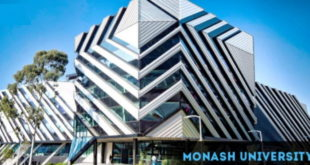 Ric (Frederic) Bouvier Scholarship for International Students at Monash University