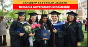 Romanian Government Scholarships for Foreign Students