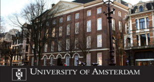 University of Amsterdam European Research Council Scholarship