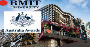 2020 Australia Awards Scholarships to Study at RMIT University, Australia