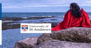 2020 Civil Society Leadership Awards Scholarship at University of St Andrews, UK