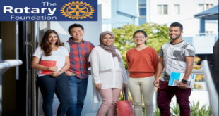 2020 Rotary Peace Fellowship for World Leaders and Scholars