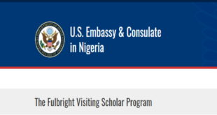 Fulbright Visiting Scholar Program 2020-21 (Fully-Funded to USA)