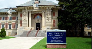 East Tennessee State University International Students Scholarship