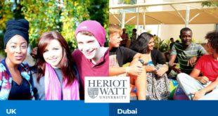 Heriot-Watt University Undergraduate and Graduate Scholarships for International Student in UK, 2020