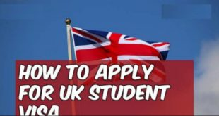 5 Steps to Apply for UK Student Visa in 2020