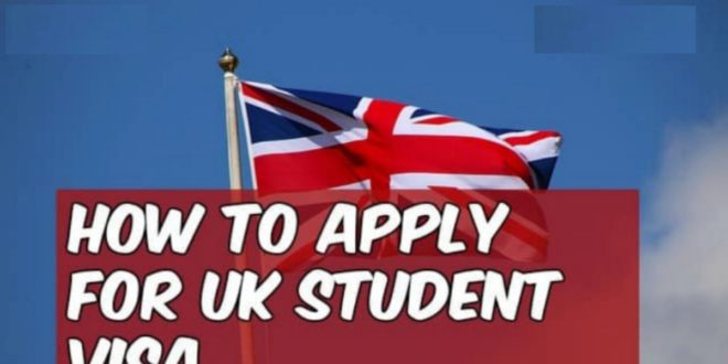5 Steps to Apply for UK Student Visa in 2020 – Study in UK