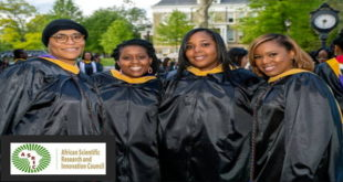ASRIC-UEMF Scholarships for African Scholars