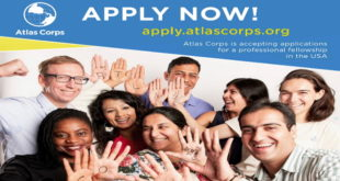 Atlas Corps Fellowship in the United States