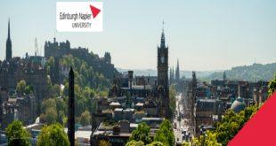 Edinburgh Napier University African Scholarships in UK 2020-2021
