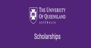 Global PhD Scholarships at the University of Queensland, Australia