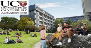 Owen Browning Scholarships at the University of Canterbury, 2020