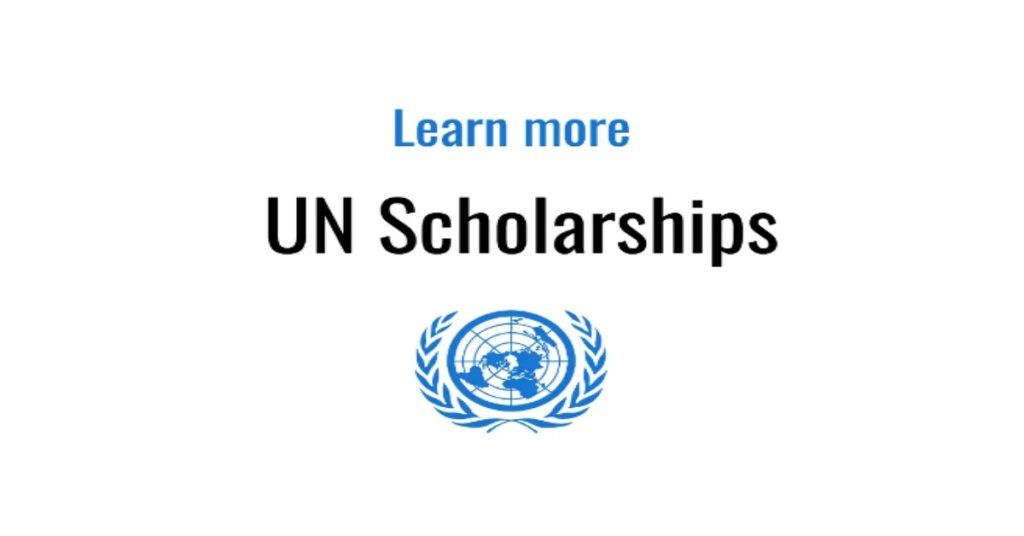 UN Scholarships and Research Grants for International Students, 2020