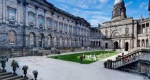 University of Edinburgh V. H. L. International MBA Scholarships in UK 2021