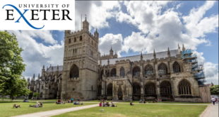 University of Exeter Sanctuary Scholarship for International Students