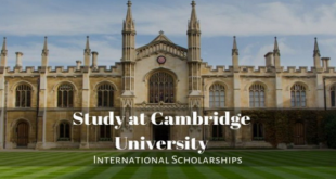 Cambridge University MBA Scholarships